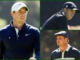 Riviera CC fue implacable con Sergio, Rory, Bubba, JT, Bryson,… estrellas que no superaron el corte