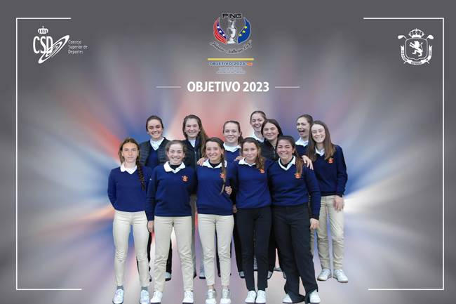 2021 Objetivo Solheim Cup 2023
