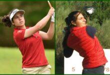 Ana Peláez y Carolina López-Chacarra, presentes en el prestigioso Augusta National Women´s Amateur