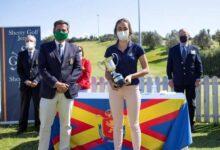 Brillante victoria de Andrea Revuelta en el Camp. de España Sub 18 Femenino 2021 celebrado en Jerez