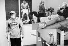Koepka, intervenido en su rodilla derecha, empieza su recuperación y tiene difícil llegar a Augusta