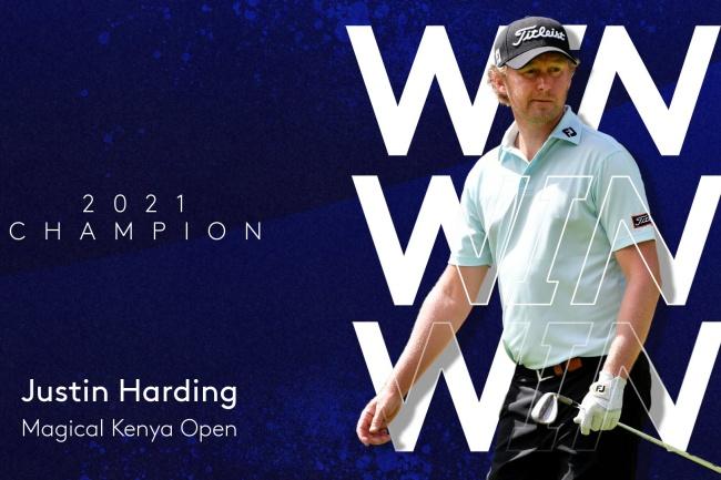 European Tour, Kenya Open 2021, Karen CC, Justin Harding,