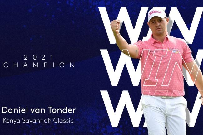 European Tour, Kenya Savannah Classic, Karen CC, Daniel van Tonder,