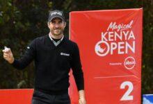 Estos son los horarios de la Armada en el Kenya Open del Tour Europeo para el jueves (1ª Jornada)