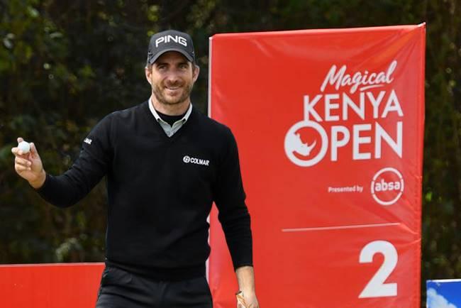 Kenya Open Alejandro Cañizares