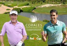 Jiménez regresa al PGA 12 años después. Estará con Rafa en el Corales Puntacana en Rep. Dominicana