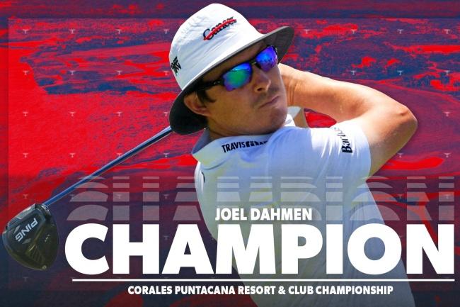 PGA Tour, Corales Puntacana 2021, Joel Dahmen, Corales GC,