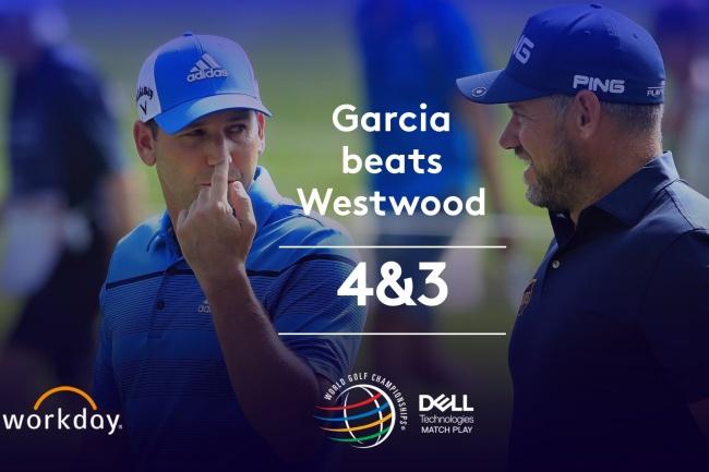 PGA Tour, Sergio Garcia, European Tour, WGC Match Play 2021 j1,