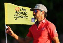 Rafa Cabrera jugará con McCumber y Gordon en su lucha por el Honda en el PGA National (HORARIOS)