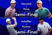 Pérez vs Horschel y Kuchar vs Scheffler, semifinales inesperadas en el Mundial Match Play (HORARIOS)