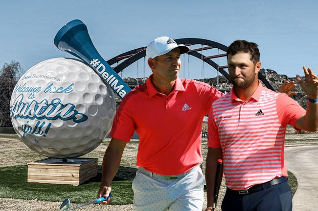 Sergio García y Jon Rahm Dell Match Play