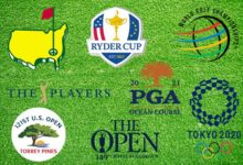 ¡Preparados, listos…! Arranca la supertemporada del golf mundial, Players, Majors, Ryder, JJ.OO….