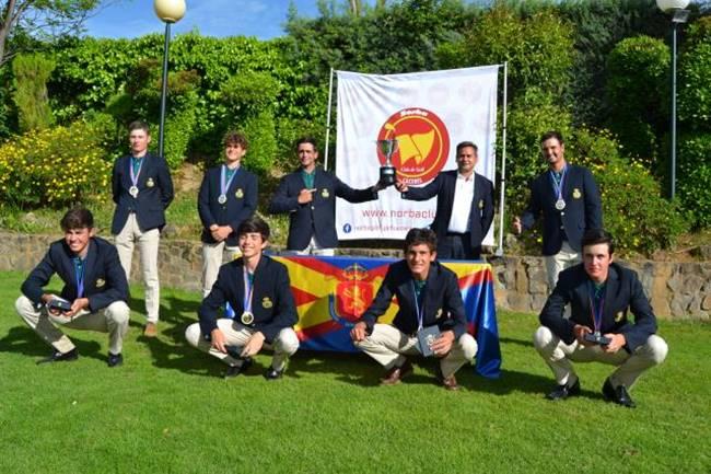 Andalucía se impone en el Campeonato de España de FFAA Sub 18 tras derrotar a CV en un gran duelo
