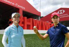 Carlota Ciganda y Azahara Muñoz a por el HSBC Women's World Championship, el Major asiático