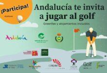 Tras el gran éxito de la pasada temporada, vuelve la campaña «Andalucía te invita a jugar al golf»