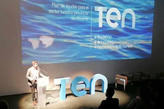 Carlos Mazón TEN Turismo Costa Blanca