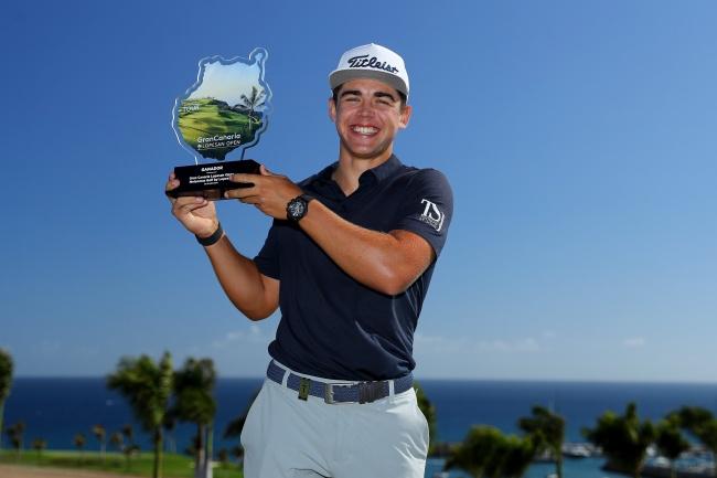 European Tour, Gran Canaria Open 21, Meloneras Golf, Garrick Higgo,
