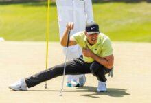 """Koepka estará en Augusta, pero lejos del 100%: """"No puedo agacharme. Mi rodilla no se dobla"""""""