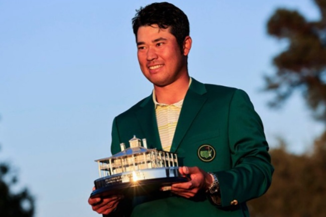 European Tour, PGA Tour, Masters Augusta, Augusta National, Hideki Matsuyama trofeo,