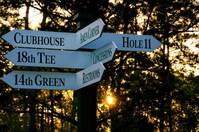 European Tour, PGA Tour, Masters de Augusta, Augusta National,