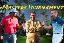Jon Rahm, Sergio García y José María Olazábal en el Major más deseado. A partir del jueves ¡El Masters!