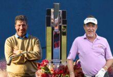 El Insperity Invitational del Champions Tour da la bienvenida a Miguel A. Jiménez y Txema Olazábal