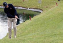 Tres meses después de su toma de posesión, Joe Biden jugó su primera ronda de golf en Wilmington