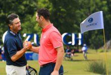 Jon Rahm y Ryan Palmer tendrán que destrozar el campo este sábado si quieren liderar (HORARIOS)