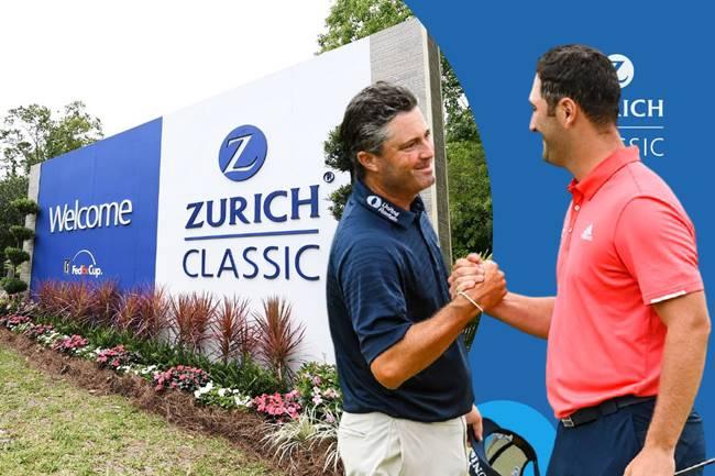 Rahm/Palmer y Rose/Stenson, partidazo para abrir boca en el Zurich Classic New Orleans (HORARIOS)