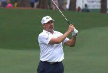 José María Olazábal, el Gran Capitán (55 años), pasa el corte en el Masters de Augusta 7 años después