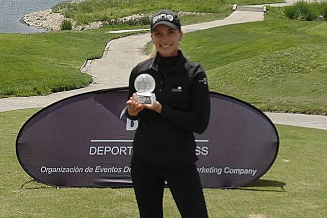 Laura Gómez campeona del D&B Madrid