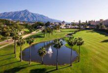 El campo marbellí de Los Naranjos Golf Club, sede del Andalucía Costa del Sol Open de España 2021