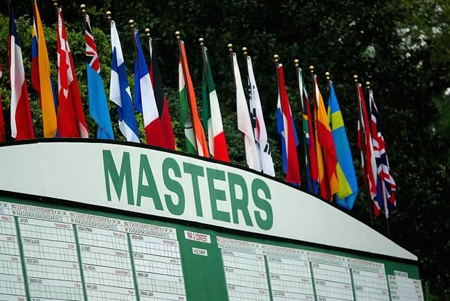 Masters banderas