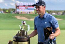 Domingo de resurrección para Spieth, que vuelve a vencer en el PGA Tour casi cuatro años después