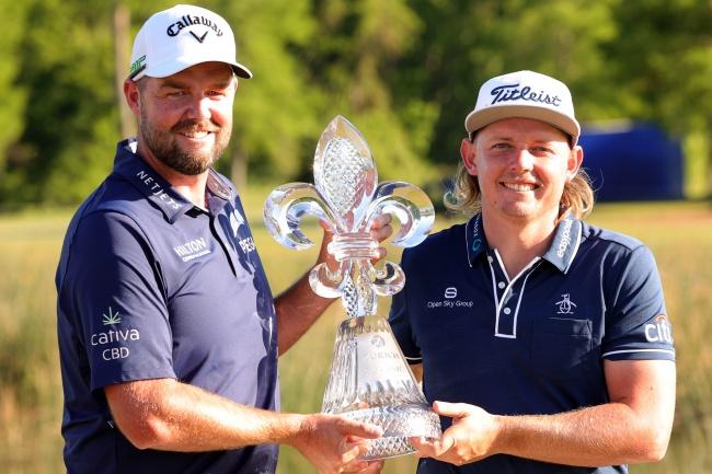 PGA Tour, Zurich Classic 21, TPC Louisiana, Marc Leishman, Cameron Smith,
