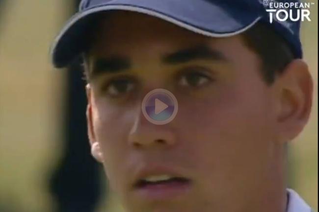 Rafa será el anfitrión esta semana en Gran Canaria cuando se cumplen 19 años de su debut en el ET