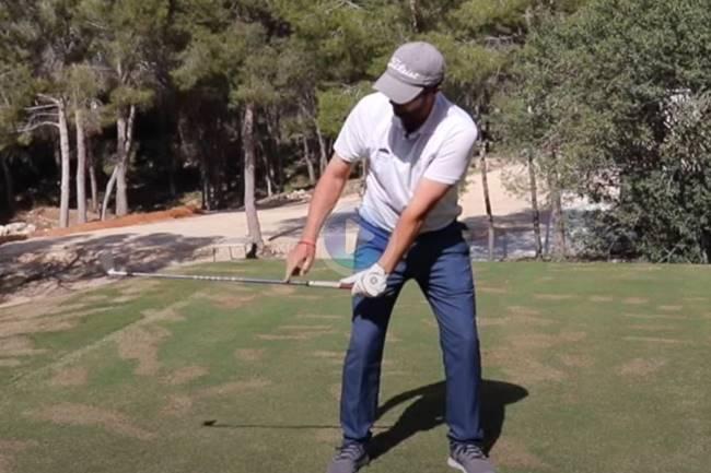 Rafa Pérez nos enseña con unos prácticos, y sencillos, ejercicios a terminar el swing como toca