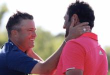 Jon Rahm y Ryan Palmer defienden título en el Zúrich Classic, único torneo por parejas en el PGA