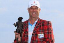 Stewart Cink se impone con autoridad en el RBC Heritage y suma su octavo título con 47 años