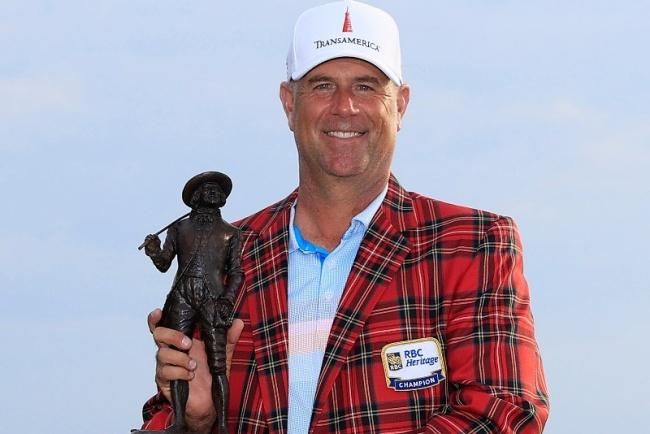 Stewart Cink, PGA Tour, RBC Heritage, Harbour Town,