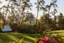 El Augusta National ya está listo. Así luce el icónico campo para la 85º edición del Masters Tournament