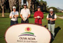Comienzan las competiciones en Oliva Nova con el Circuito Soledad, el Corporate y el Yoingolf