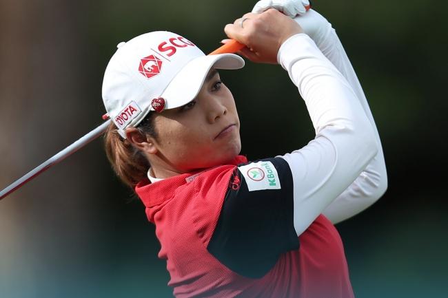 Ariya Jutanugarn, LPGA, Bank of Hope 21, Shadow Creek,