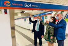 Turismo Costa del Sol desembarca en Madrid e inunda sus calles y estaciones de «Costa del Sol»