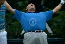 Vea algunos de los Hoyos en Uno más increíbles anotados en la historia del US PGA Championship