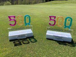 Logroño celebra su V Centenario promocionando el destino con la campaña «Golf y Vino»