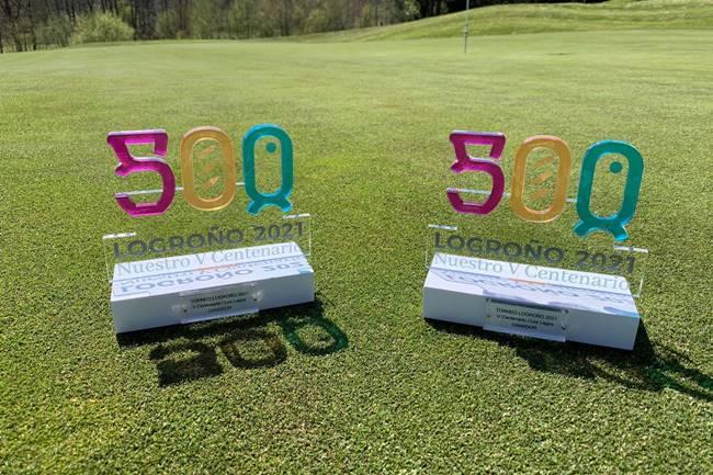 Izki golf y vino V Aniversario