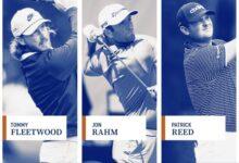 Jon y Sergio abrirán el US PGA 2021 con dos auténticos partidazos: Fleetwood, Reed, Lowry y DJ