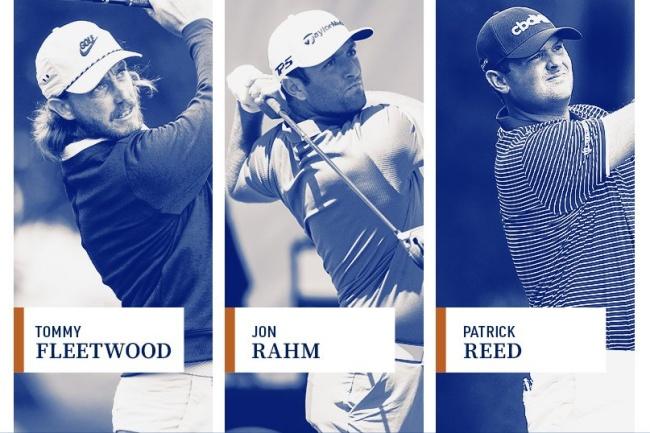 Jon Rahm, Tommy Fleetwood, Patrick Reed, US PGA 21, Kiawah Island,