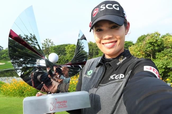 Carlota roza un nuevo Top 10 en la LPGA en la gran remontada del curso a cargo de A. Jutanugarn